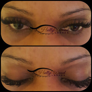 Temporary or Permanent Mink Eyelash Extensions West Island West Island Greater Montréal image 3