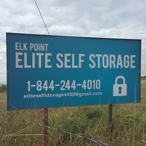 Parking and Storage Available in Elk Point