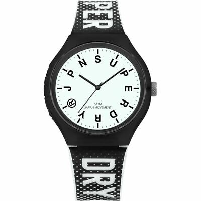SUPERDRY WATCH - Unisex, Quartz Watch - MODEL SYG224B - GIFT NEW