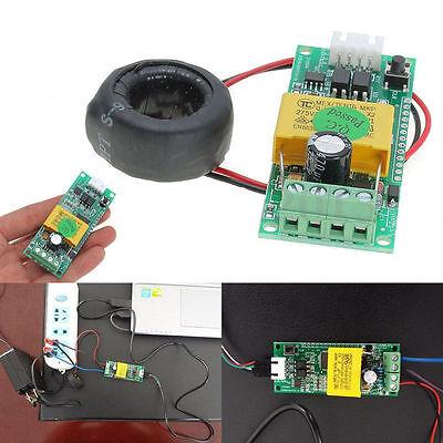 Ac Digital Multifunction Meter Watt Power Volt Amp Current Test Module Ct