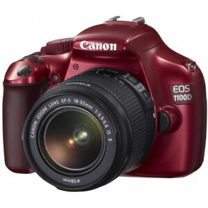 Limited Edition Canon EOS 1100D