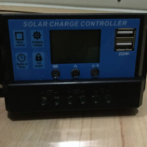30 AMP Solar Charge Controller 647 217 9066
