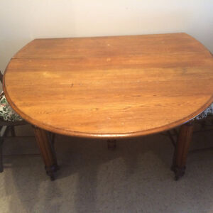 FOR SALE Antique Table. Aprox 100 Years Old