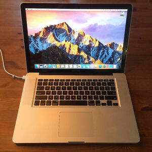 Apple MacBook Pro 15-inch 2012 i7/ 8GB Ram/ 750GB
