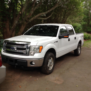 2014 f150 supercrew 4x4 for sale