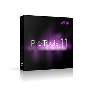 Protools 11-10&PT 12 studio recording software bundle.