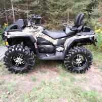 2014 xmr 1000 loaded with options