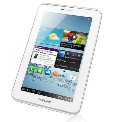 7.0-Inch Samsung Galaxy Tab 2 GT-P3100 8GB Android Tablet - White