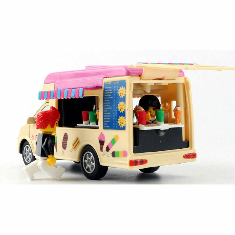 details about drinks ice cream van 1 32 scale model car diecast toy vehicle gift pull back kid Barbie Toy Jeep Grand Cherokee