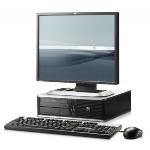 hpCompaq   i5 whole system Desktop computer.