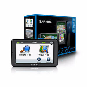 GARMIN NUVI 2555 LMT, 5 INCH DISPLAY