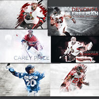 Sports Posters and Designs - Custom Made!