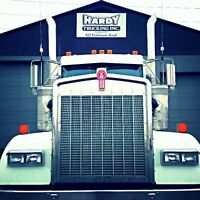 EXPERIENCED DRIVERS WANTED