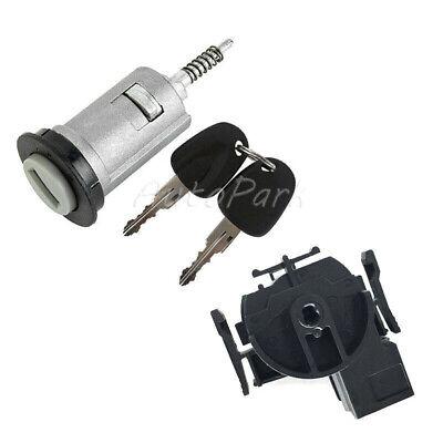Ignition Barrel Lock Switch For VAUXHALL OPEL TIGRA-B CORSA C MERIVA-A UK 5