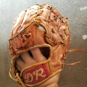 TWO DR BASEBALL GLOVES