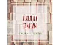 Italian tutor/private lessons