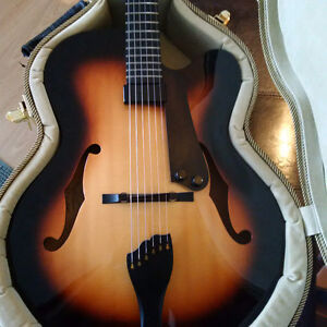 "Martin CF-1 archtop ""New Price"" owner in st johns nl"