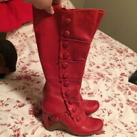 Miz mooz boots and shoes- size 8