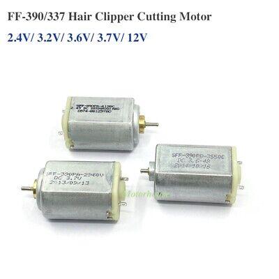 Dc 2.4v 3.7v High Speed Ff-390pa Motor For Hair Clipper Electric Scissor Barber