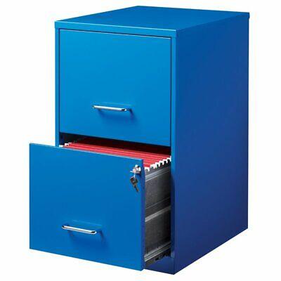 Scranton Co 2 Drawer File Cabinet In Blue