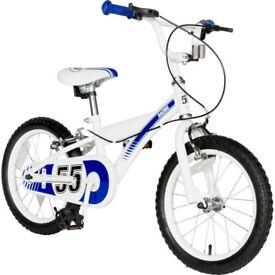 Brand New Still In Box Boys BMX Bike 16inch Wheels