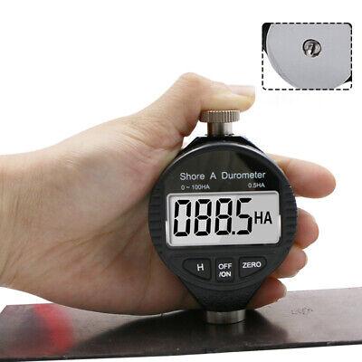 Digital Shore Durometer 100ha Hardness Tester Tire Rubber Meter A C D