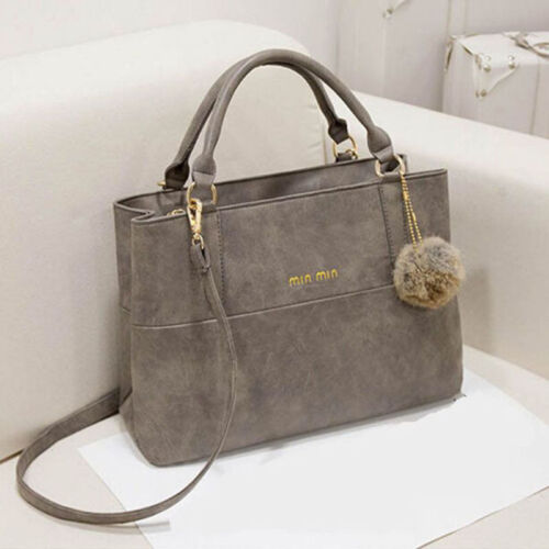 Fashion Women Leather Shoulder Bag Handbag Tote Purse Ladies Messenger Satchel