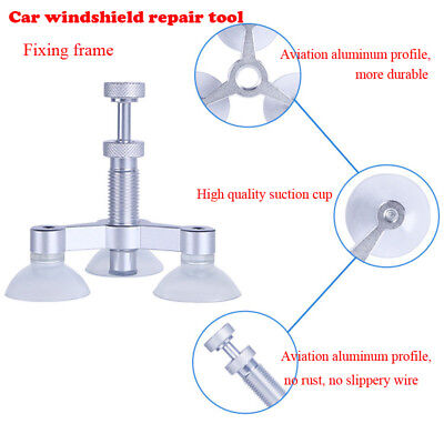 Cracked Glass Repair Kit Accessory Replace Windshield Window Scratch Spare Hot