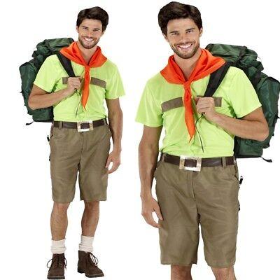 Kostüm PFADFINDER Gr. 54 (XL) Boy Scout Uniform Herren Karneval Fasching #7608
