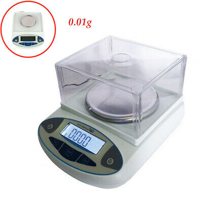 High Precision Lab Scale 500g0.01g Analytical Balance Digital Precision Scale1