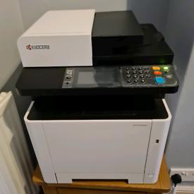 Kyocera M5526cdw Colour Laser Printer