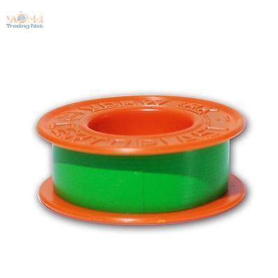 ( 0,80€/ M ) Cinta Aislante PVC Verde - Adhesiva Para Aislación...