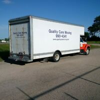 Quality Care Moving Service
