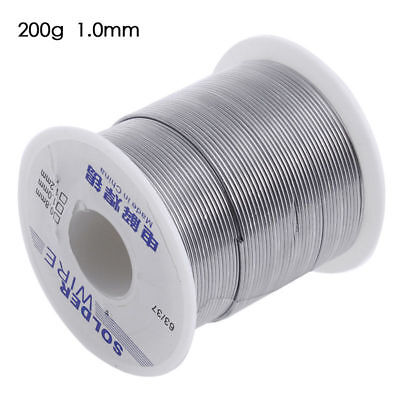 6337 1.0mm 200g Rosin Core Weldring Tin Lead Industrial Solder Wire