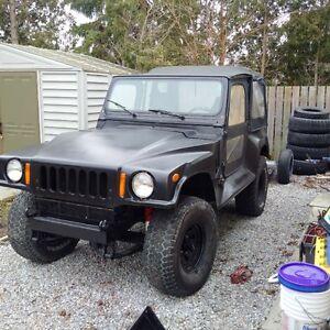 """REDUCED"" 1983 Jeep CJ Custom"