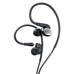 AKG N40SIL Headset for Universal/Smartphones, Silver