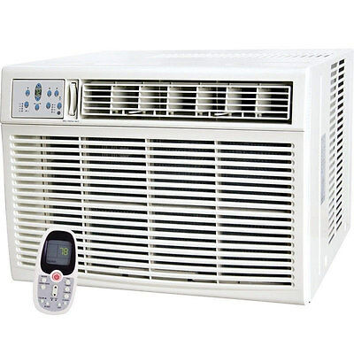 18,000 BTU Window Air Conditioner Room - HEAT PUMP, 18000 BTU - 1.5 TON Wall AC