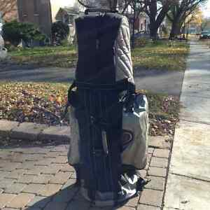 Golf wheeled travel bsg