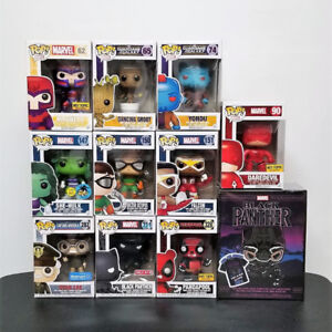 Funko Pop Marvel Pops Stan Lee Yondu Target Black Panther