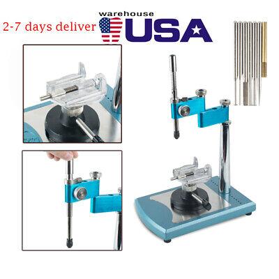 Us Dental Parallel Surveyor Visualizer Handpiece Holder Spindle Observation Blue