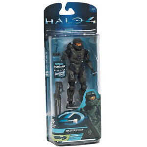 McFarlane Toys Action Figure - Halo 4 Series 2 - MASTER CHIEF - New