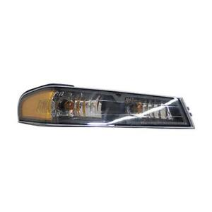 2004-2012 Chevrolet Colorado Driver Side Front Parking/signal Light Assembly - NSF Certified ®