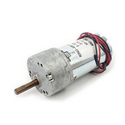 Merkle-korff Dc 12v-24v 49rpm Micro Electric Gear Motor Slow Speed Large Torque