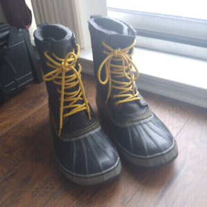 Mens Sorel boots sz 10