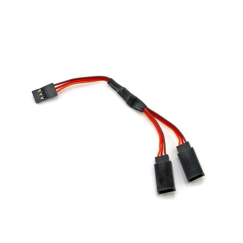 """HobbyStar Servo """"Y"""" Harness Connector Adapter US SELLER"""