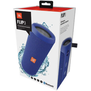 Brand New - JBL Flip3 Portable Bluetooth Speaker