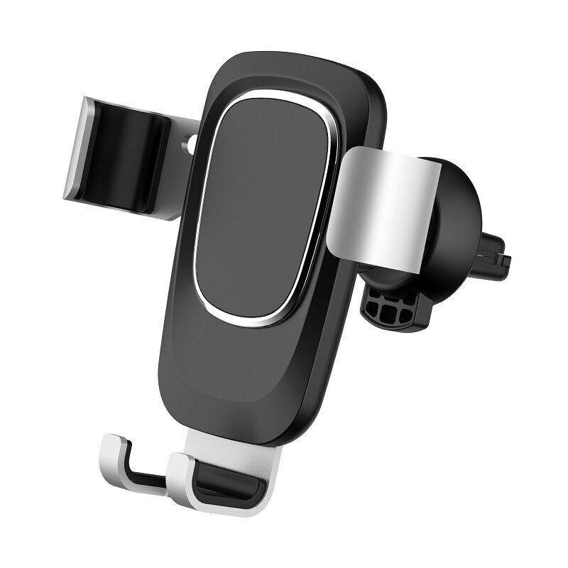 Havit H743 Nero - Supporto per Telefono Porta Smartphone Universale da Auto