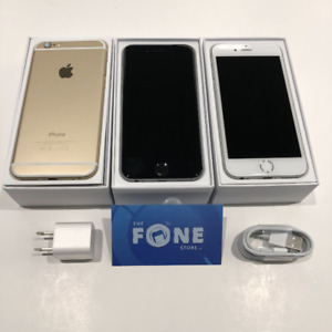 SALE  iPhone 6 Only $249 w/Warranty and Box. Limited Quantity !!