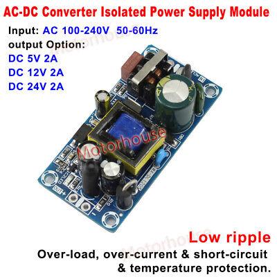 Ac-dc 110v 120v 220v 230v To 5v 12v 24v 2a Converter Board Module Power Supply