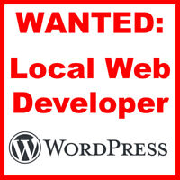 WordPress Website Developer WANTED - Must Be Local To Calgary